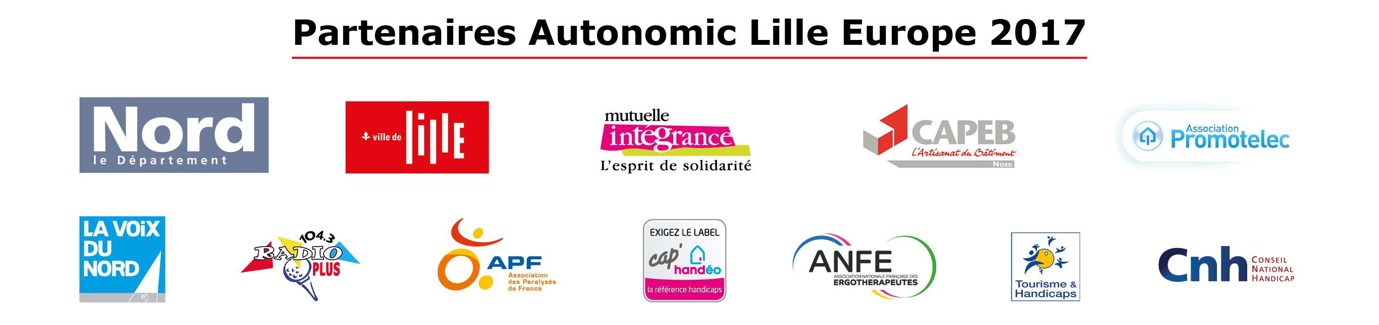 Le salon autonomic lille europe autonomic 8 salons for Salon autonomic 2017