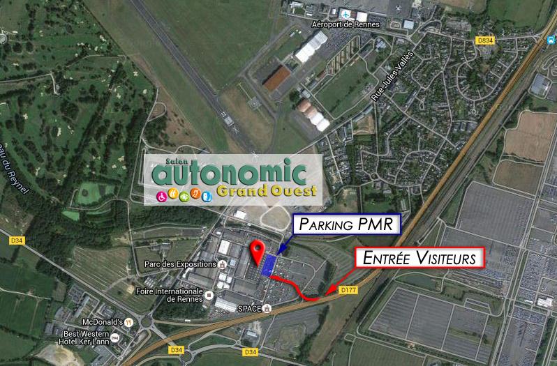 Visiter autonomic grand ouest autonomic 8 salons for Salon autonomic rennes