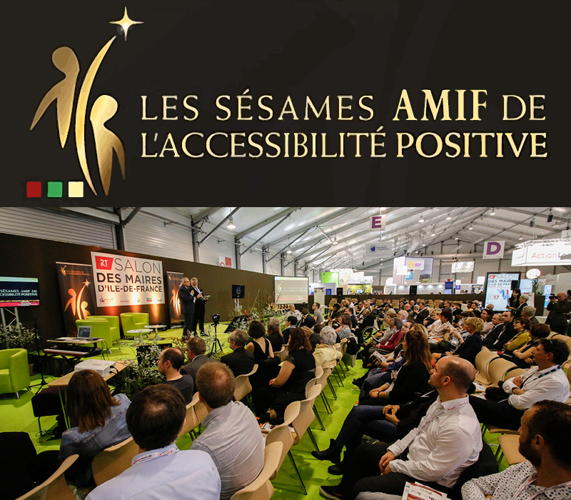 S sames amif de l 39 accessibilit positive autonomic expo - Salon center creteil ...